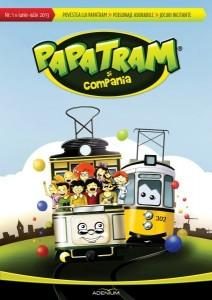 Papatram și compania - revista BD nr.1